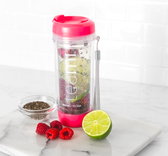 Berry Into You Detox Water