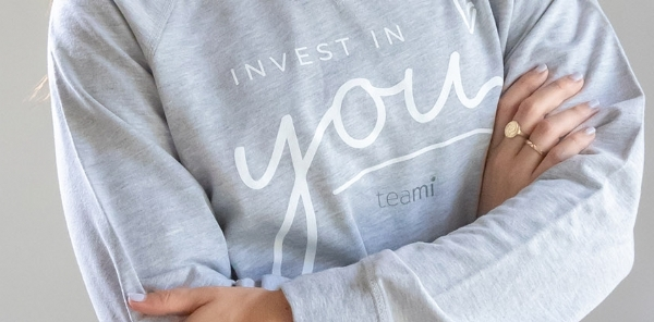 Invest in You Long Sleeve