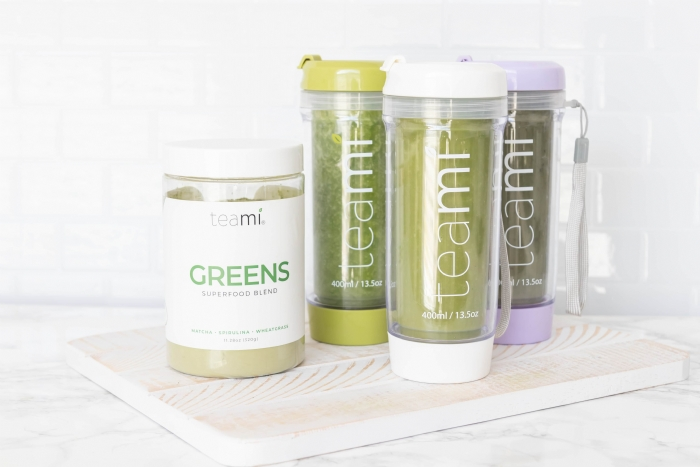 Teami Greens Smoothies