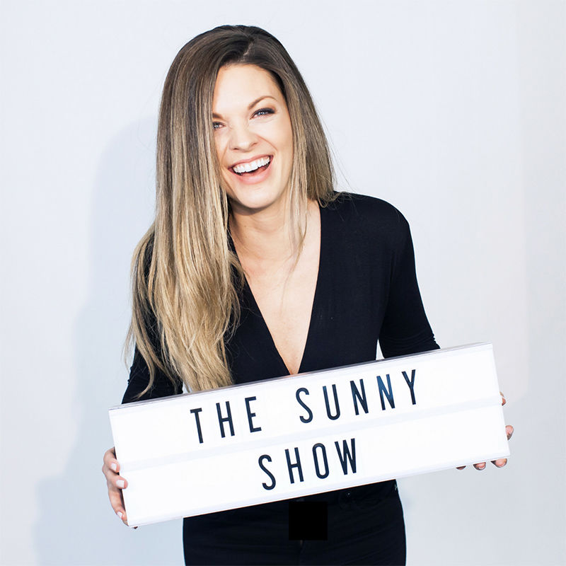 The Sunny Show podcast